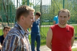 Footballer Alexander Panov opened Cup named after him in Zelenograd