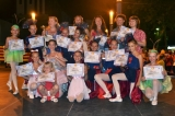 The Gratsiya ballet studio is the 1st in Classic Dance category of international contest