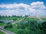 Zelenograd is the most environmentally friendly district of Moscow