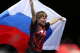 Zelenograd citizen, Raisa Chebanika, is a champion of Paraolympic Games