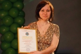 "Zelenograd citizen ranked 2nd in the ""Best Cultural Worker of 2012"""